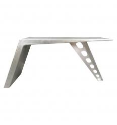 Aviator-style desk