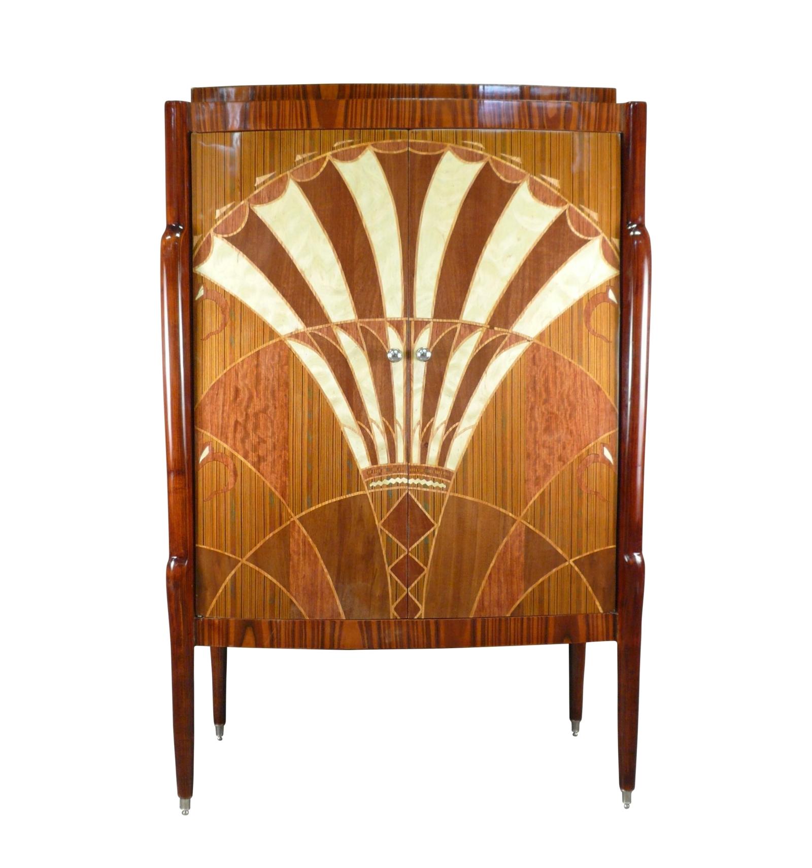 Art Deco Buffet Art Furniture And Wooden Decoration
