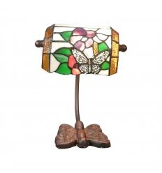 """Tiffany bordlampe lampe """"Art Nouveau"""""""