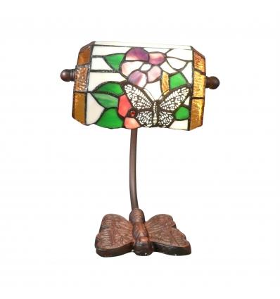 Tiffany Lampe fürs Büro