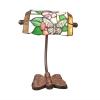 Lampe de bureau Tiffany papillon