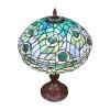"Tiffany ""Peacock"" Stil Lampe - Lampenschirm"