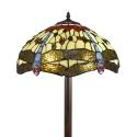 Stolní lampa Tiffany série Toulouse