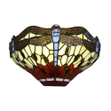 Applique Tiffany série Toulouse - Lampe murale Tiffany