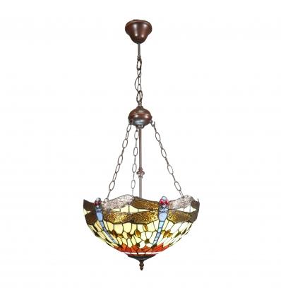Lámpara de techo Tiffany Faro outlet