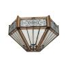 kinkiet tiffany wroclaw - lampy stołowe witrażowe tiffany