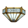 Applique Tiffany Lille - Magasin de luminaires Tiffany