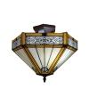Lámpara de techo Tiffany Alicante