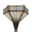 lampy podłogowa tiffany model torchère wrocław