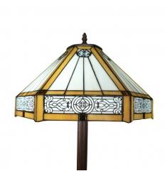 Stojací lampa Tiffany Praha