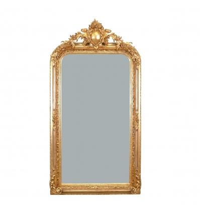 Grand miroir baroque 160 cm