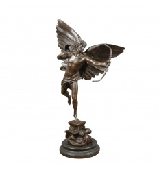 Bronze sculpture - Archangel