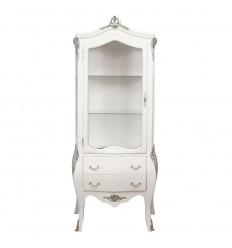 Barocco bianco vetrina