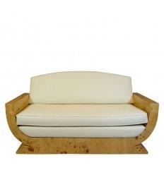 Art deco sohva