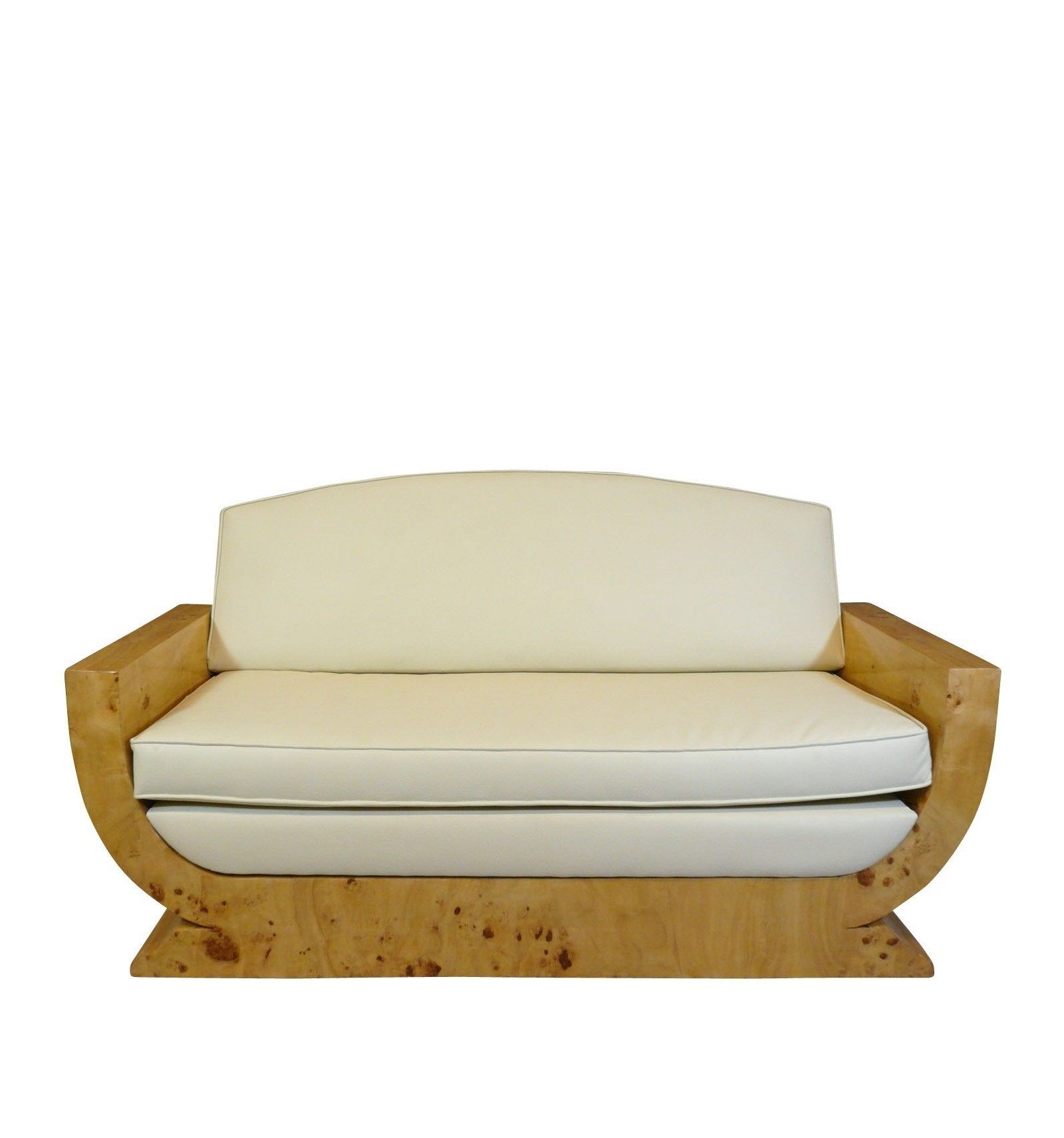 Art Deco sofa , 1920s art and style furniture