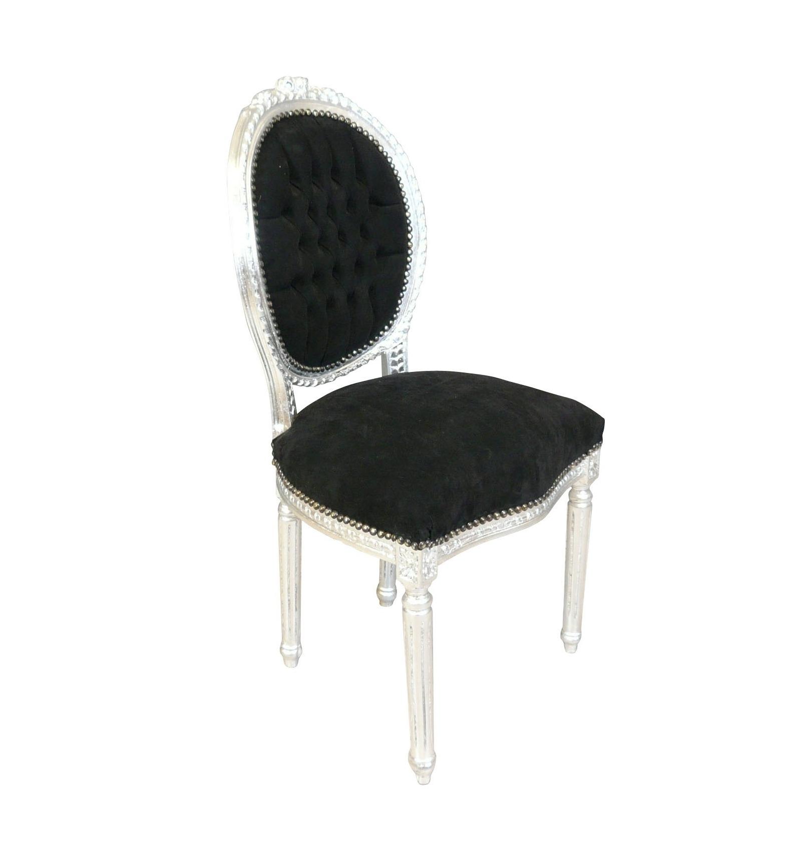 Silla barroco estilo louis xvi muebles de estilo - Sillas louis xvi ...