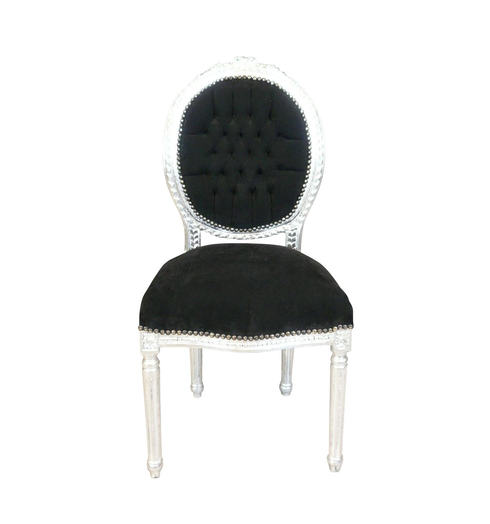 Chaise louis xvi style baroque petit prix for Petit banc baroque