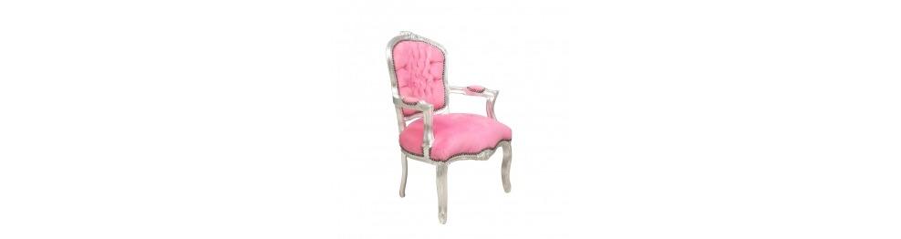 Baroque Louis XV armchair