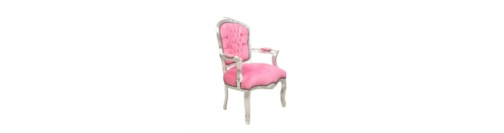 Sessel Louis XV barock