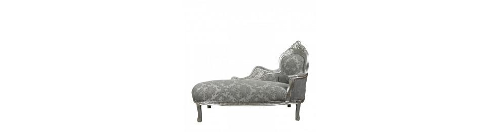 Barock chaiselongue