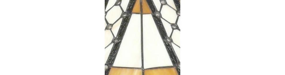 Luminaires Tiffany - Série Navajos