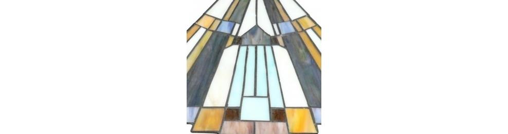 Светильники Тиффани - серии Нью-Йорк