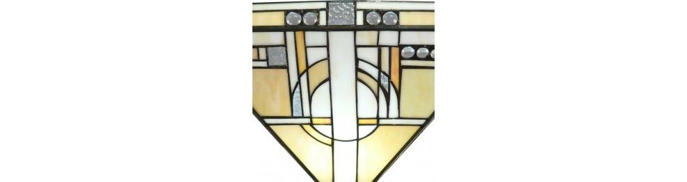 Gli Apparecchi Di Illuminazione Tiffany - Chicago Serie