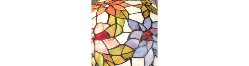 Luminaires Tiffany - Série Springville