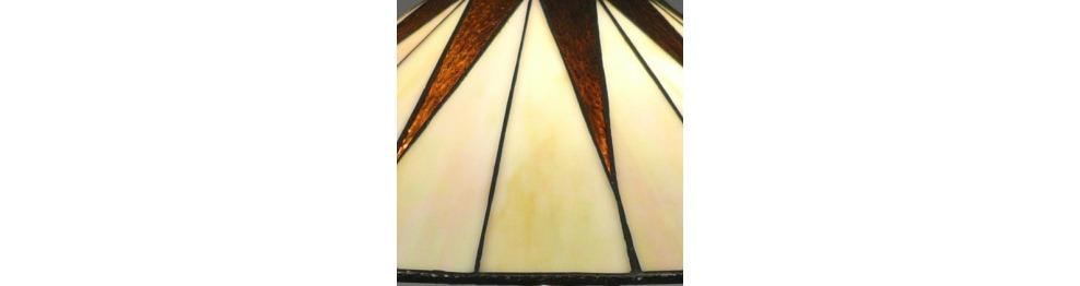 Gli Apparecchi Di Illuminazione Tiffany - Serie Memphis
