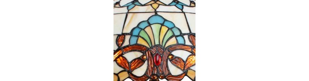 Las Luminarias Tiffany - Establece París