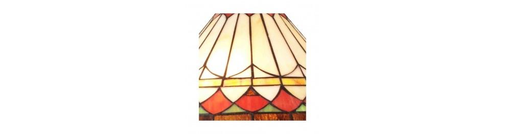 Iluminación Tiffany - Lámparas Tiffany - Serie Rome