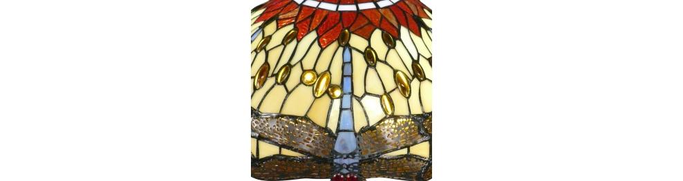 Gli Apparecchi Di Illuminazione Tiffany Set Di Tolosa
