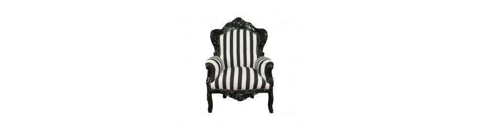 Royal Baroque Armchair