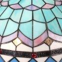 Lámpatestek Tiffany - Sorozat Mediterrán