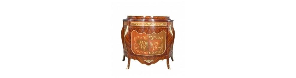 Шведский стол Людовика XV