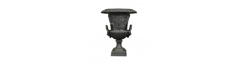 Medicis Vase ohne Gusseisenboden