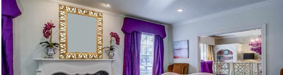 Barock spegel