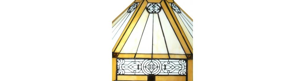 Iluminación Tiffany - Series Alicante