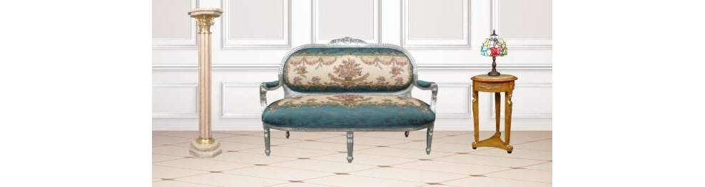 Sofa Louis XVI