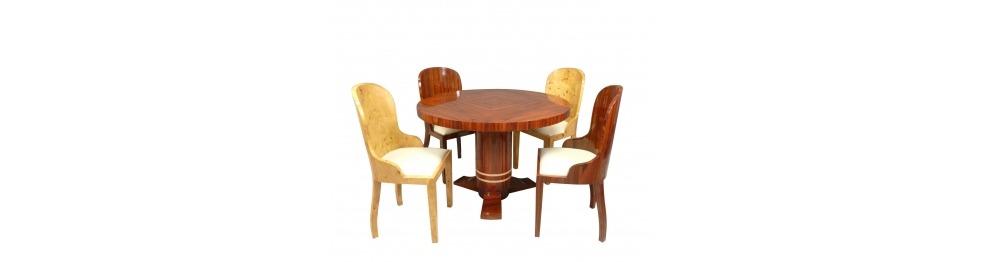 Tisch art deco