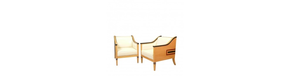 Sessel art deco
