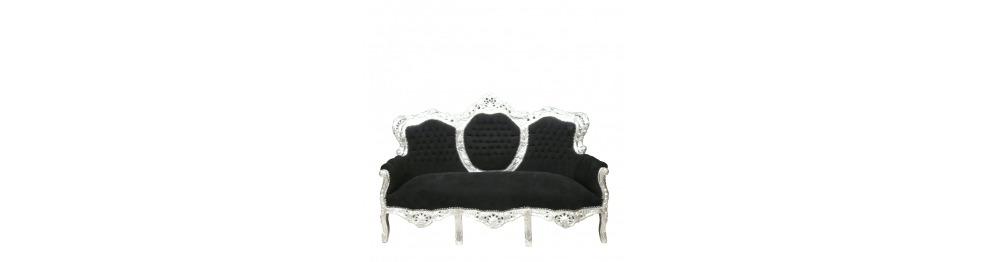 Sofá barroco