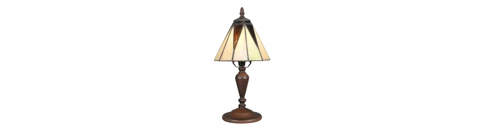 Tiffany lamp - Klein
