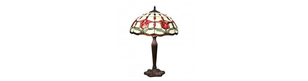 Lámparas Tiffany - Lámpara art decó