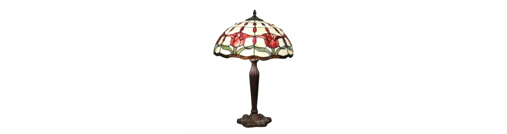 Tiffany Lamps - Light Fixture art deco