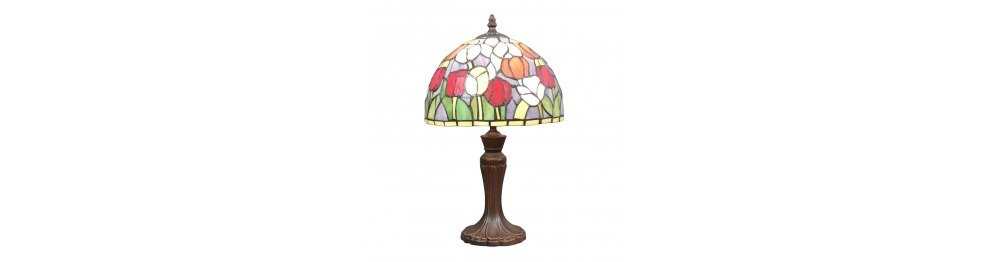 Lampe Tiffany - gennemsnit