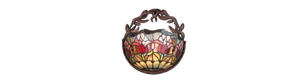 Nástěnná svítidla Tiffany