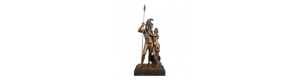 Bronzestatuer