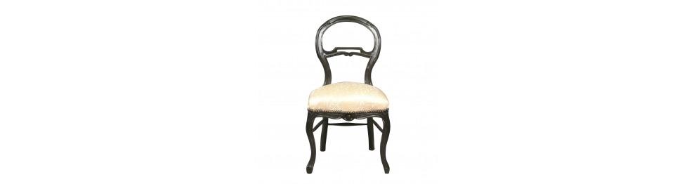 Chaise louis xv et ameublement de style - Chaise louis pas cher ...