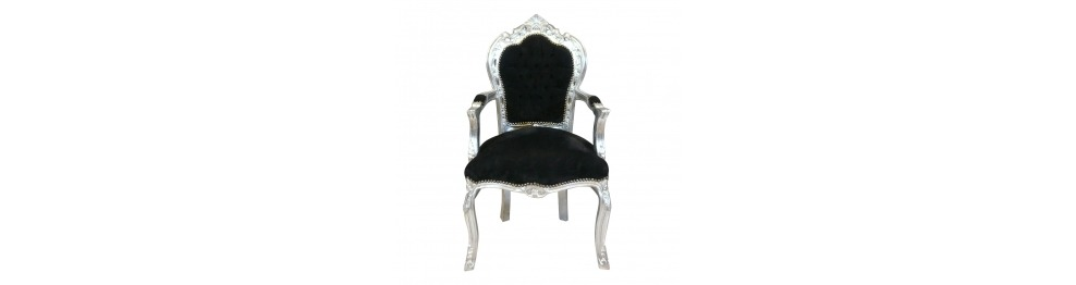 Classic Baroque armchairs